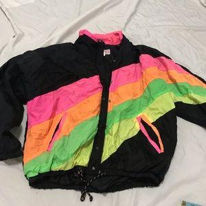 Vintage 90s Jacket one of a kind